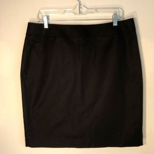 Two Halogen Size 14 pencil skirts